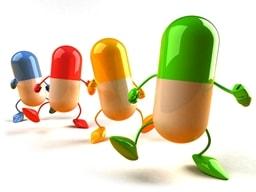 Капли и витамины