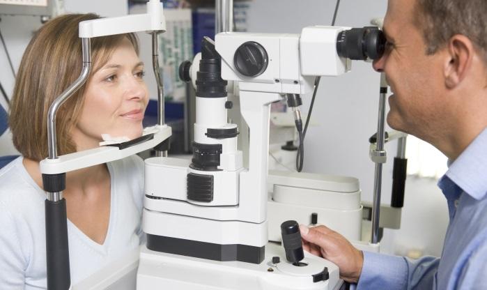 Проведение процедуры микроскопии