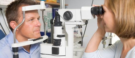 Консультация у офтальмолога