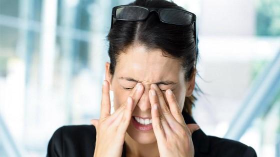 Капли от болей и воспаления глаз
