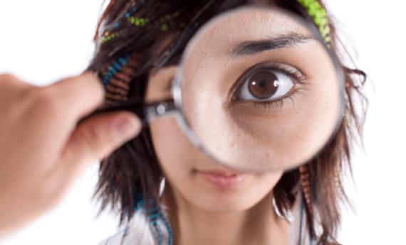 Изучаем глаза человека