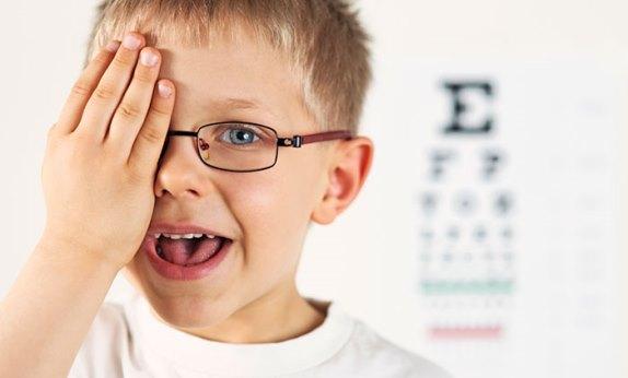 Детская близорукость (миопия)