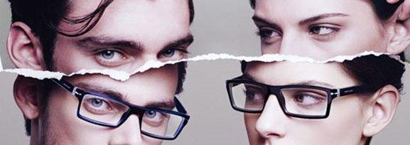Сравнение очков и контактных линз