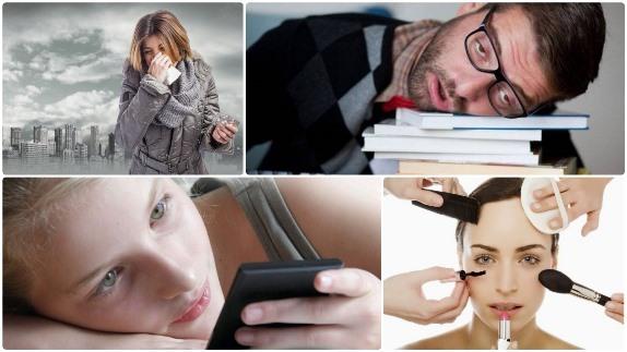 4 причины раздражения глаз