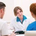 Прохождение консультации у лечащего врача