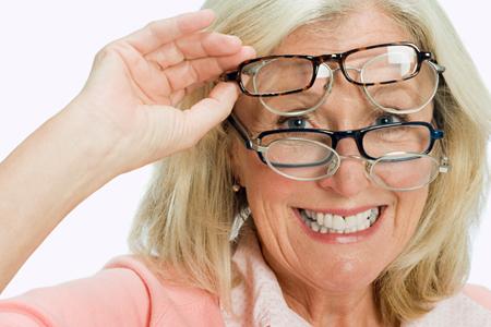 Разные очки для разных расстояний
