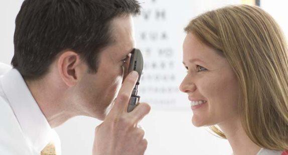 Нет признаков глаукомы