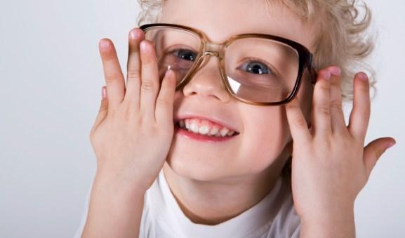 Близорукость у ребенка