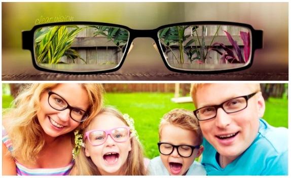 Очки для всей семьи