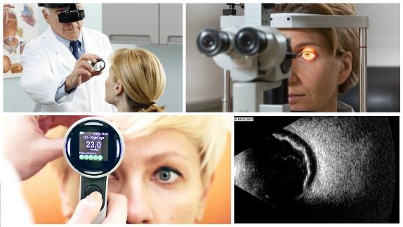 Методы диагностики глаза