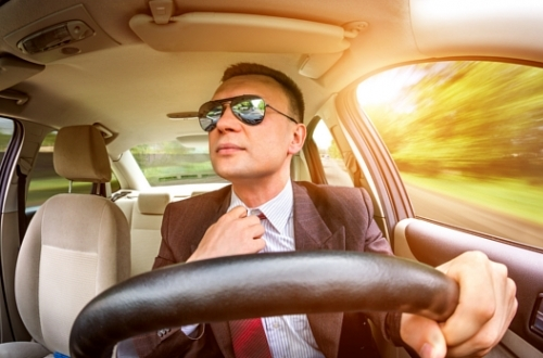 Зачем нужны очки водителям?