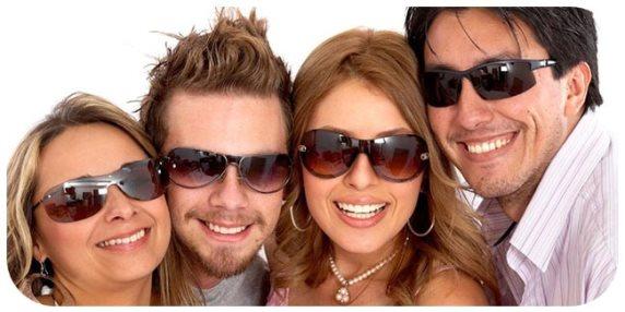 Солнечные очки для всех